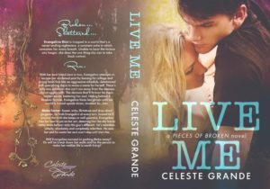 Live Me Cover Full Wrap